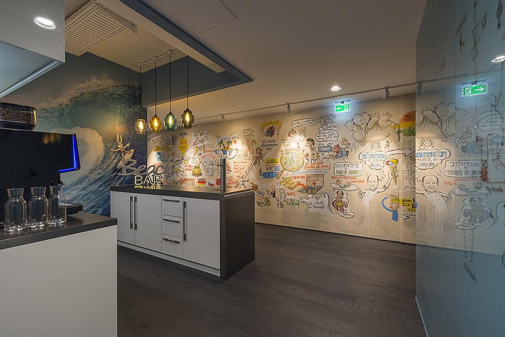 New Work. Raumgestaltung durch Beteiligung der Mitarbeiter
