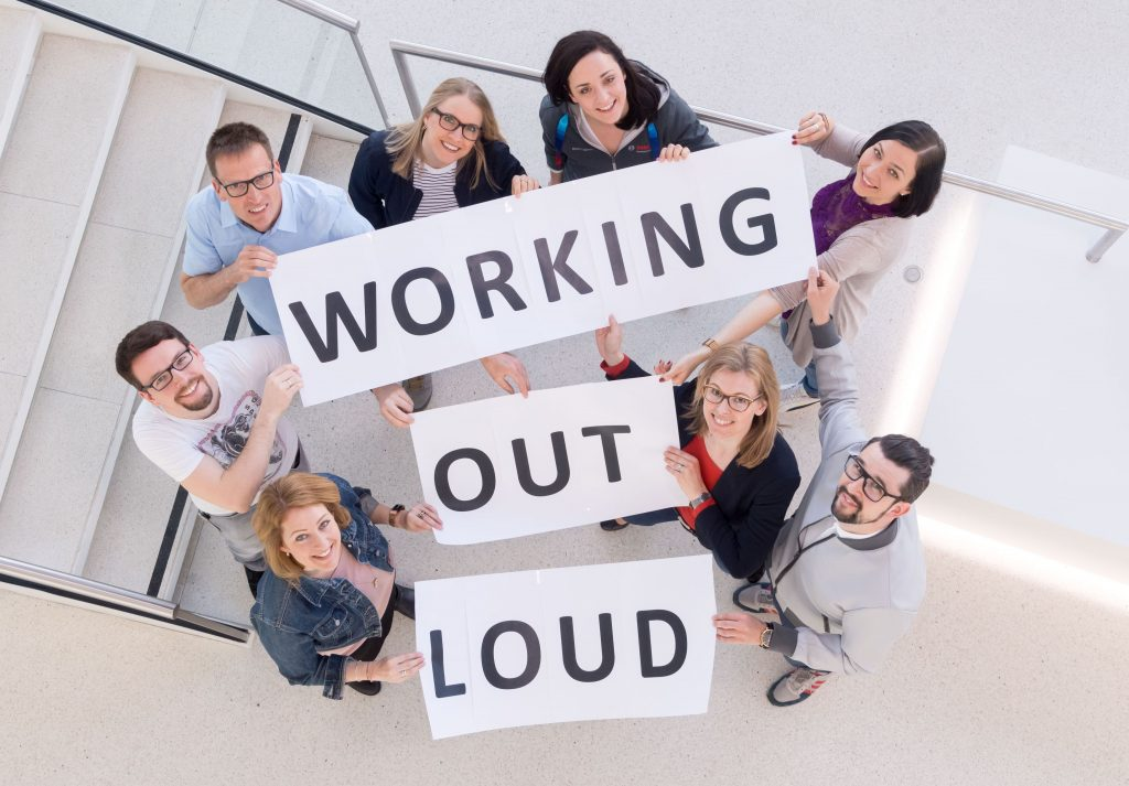 Working Out Loud bei Bosch